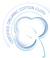 Certified Organic Cotton Cloth